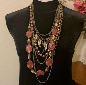 Jewelry - 🛍️2 for $15🛍️ Multi Layer Long Necklace